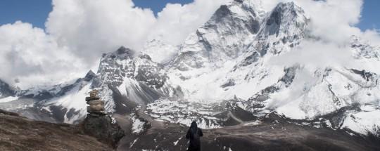 山アマダブラム遠征